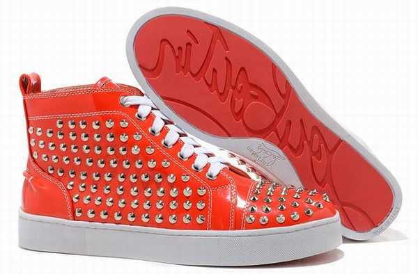 chaussure louboutin argente,basket cloutes homme louboutin