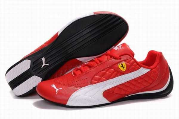 basket puma homme ouedkniss