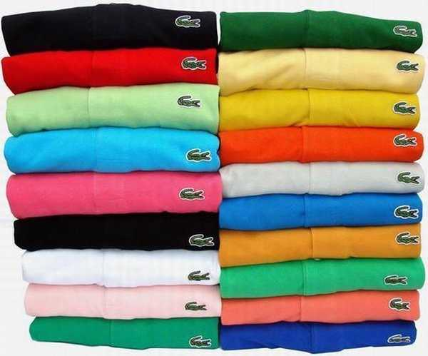 lacoste classic jersey t shirt lacoste collection 2013. Black Bedroom Furniture Sets. Home Design Ideas